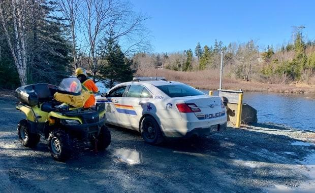 RCMP and search and rescue crews responded to the Mineville area on Friday.