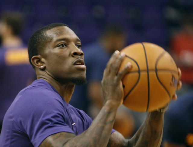Eric Bledsoe has played his last game in a Suns uniform. (AP)