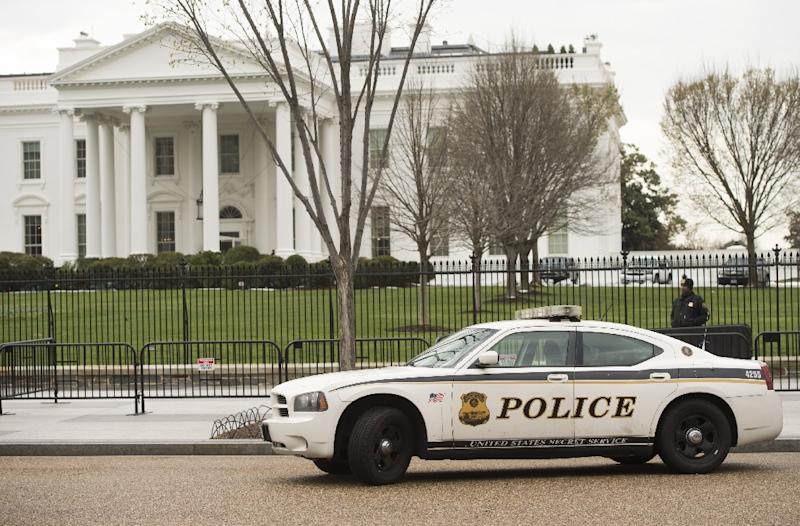 The Secret Service has bolstered security at the White House after a man was arrested making threats at one of its checkpoints in the third such security scare in just over a week