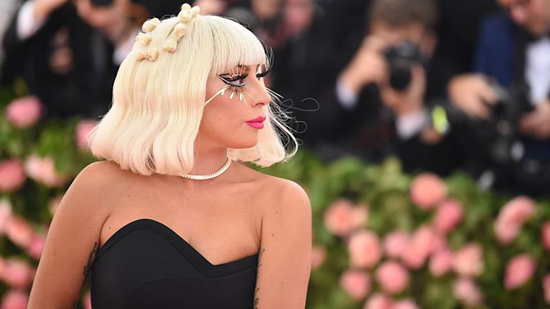 Lady Gaga Fully Fell Off Stage During Her Las Vegas Concert & We're Not Sure What To Do