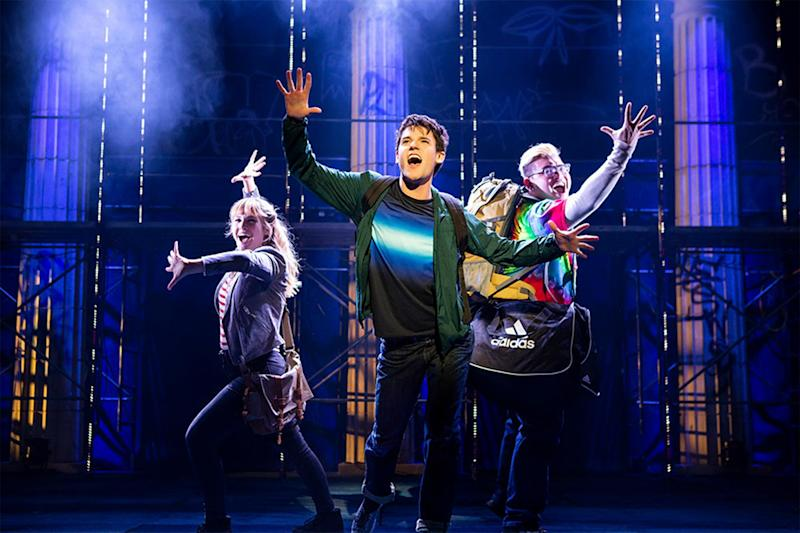 The Lightning Thief: The Percy Jackson Musical is heading to Broadway