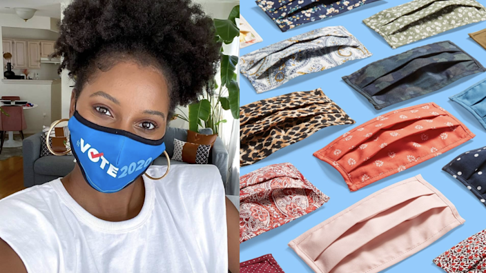 10 popular face masks people keep buying over and over