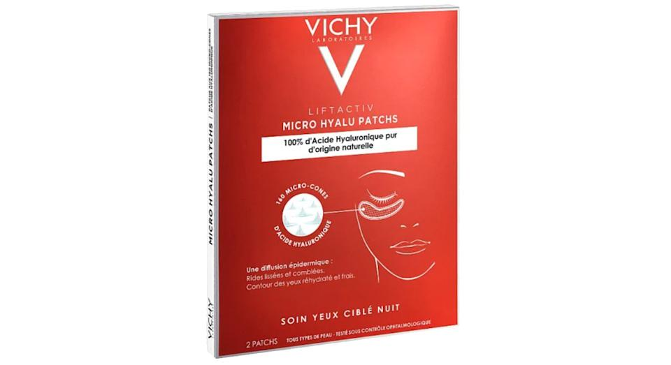 Vichy LiftActiv Hyaluronic Acid Eye Patches