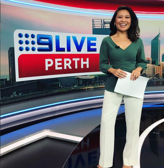 Tracy Vo, a Channel Nine journalist, has been named as the Today show newsreader.