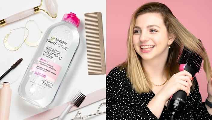 I'm a beauty editor—these are my must-have products