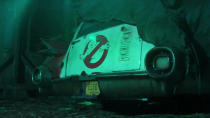 "Jason Reitman will follow in the footsteps of his father as he takes on the <em>Ghostbusters</em> franchise with this belated sequel to <em>Ghostbusters II</em> — mostly set to ignore the divisive 2016 reboot. The surviving members of the <a href=""https://uk.movies.yahoo.com/sigourney-weaver-and-the-original-cast-are-returning-for-ghostbusters-3-200755031.html"" data-ylk=""slk:original cast are on board;outcm:mb_qualified_link;_E:mb_qualified_link;ct:story;"" class=""link rapid-noclick-resp yahoo-link"">original cast are on board</a>, with <em>Captain Marvel</em> actor Mckenna Grace and Finn Wolfhard of <em>Stranger Things</em> set to play kids with hidden connections to the team. (Credit: Sony)"