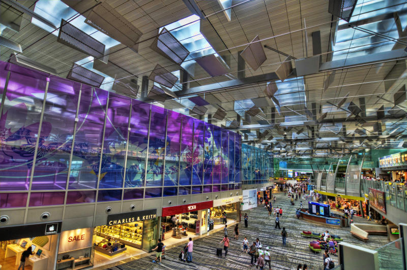 How Singapore's Changi Airport became the best in the world