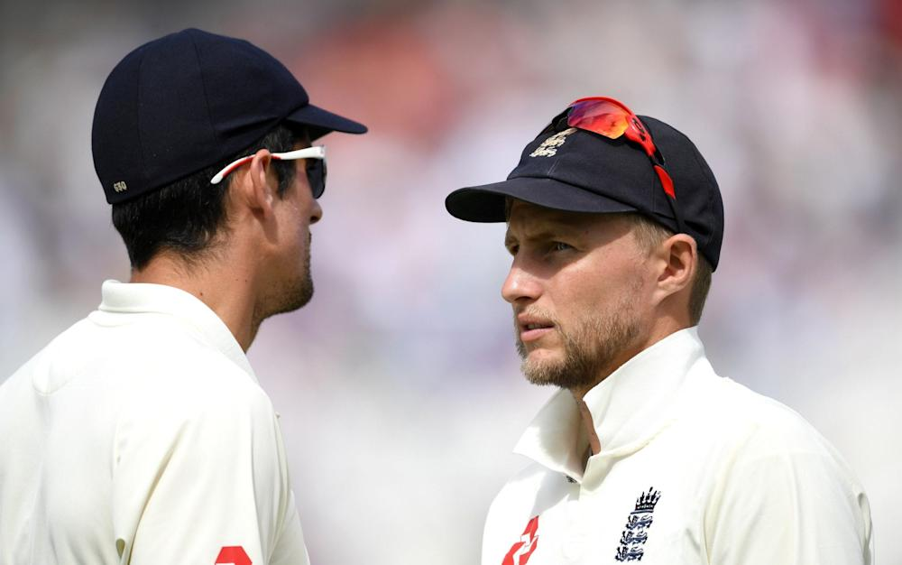 Cook and Root - Credit: Getty Images