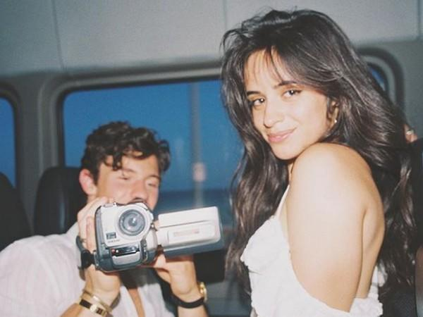 Celebrity couple Camila Cabello and Shawn Mendes (Image Source: Instagram)