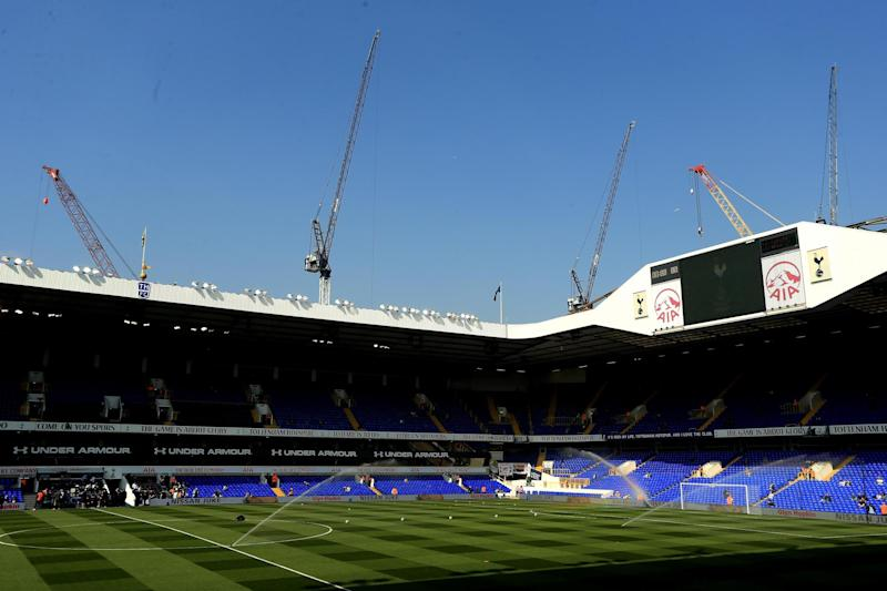 Tottenham Hotspur FC/Tottenham Hotspur FC via Getty Images