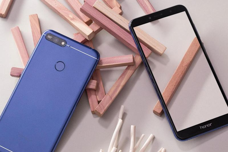 The Honor 7A will retail at £139.99 (Honor )