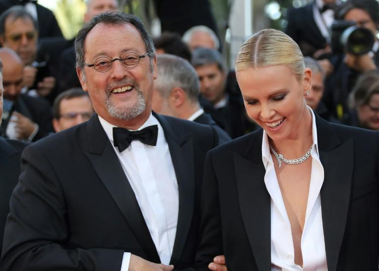 """Now a Hollywood star, Jean Reno rose to fame in the 1990s with the comic classic """"The Visitors"""""""