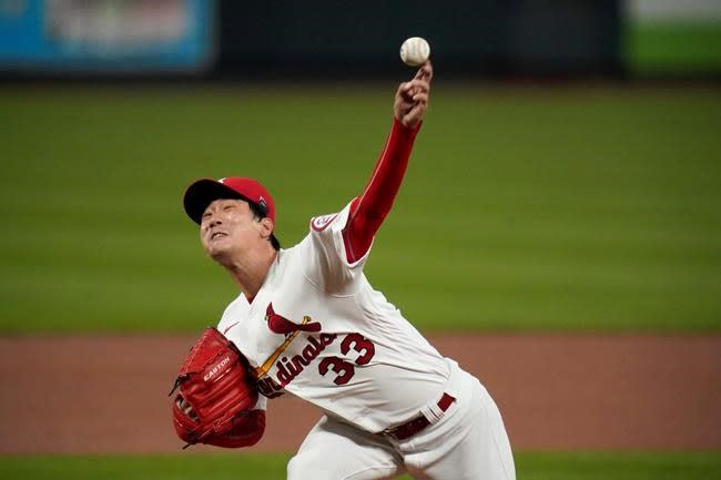 Kim expected to start for the Cardinals against Padres