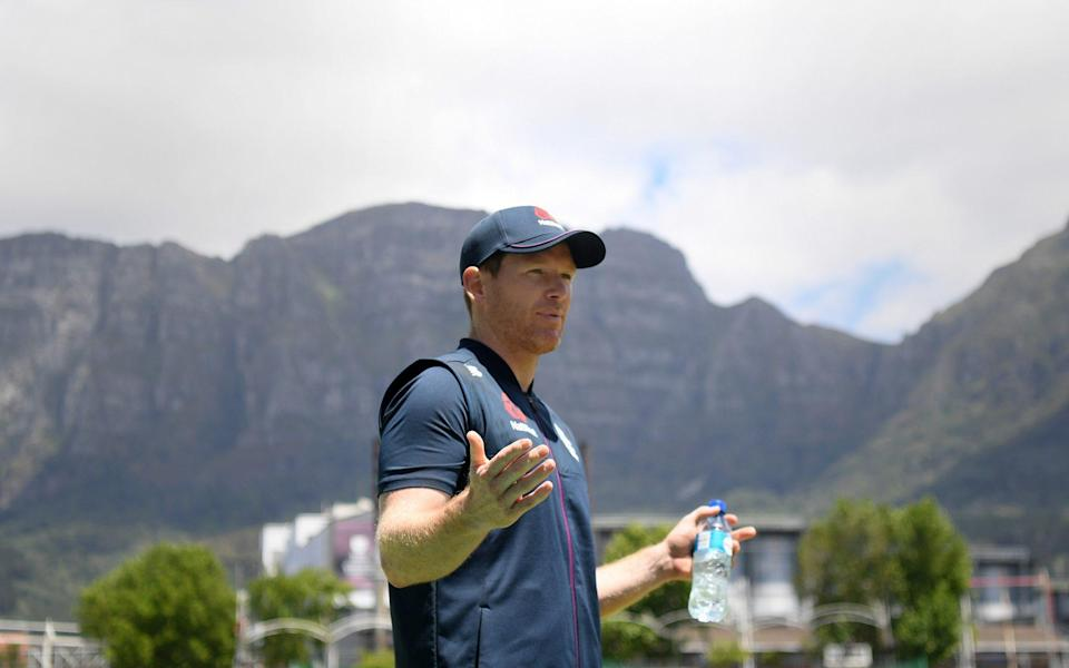 Eoin Morgan - GETTY IMAGES