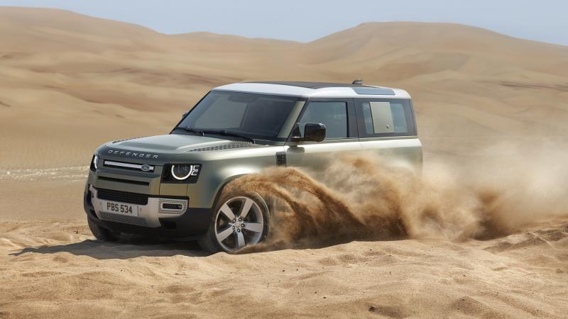"""Interest in new Land Rover Defender """"order of magnitude"""" more than Evoque"""