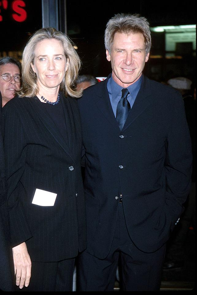 """<p class=""""MsoNormal""""><span><b>#8 Harrison Ford and Melissa Mathison</b><br> After his second marriage to """"E.T."""" screenwriter Melissa Mathison fizzled in 2004 after 18 years, actor Harrison Ford paid his ex – with whom he had two children – between $85 million and $90 million. Part of that settlement included half the value of the couple's Wyoming ranch that Ford got to keep, which was valued at around $47 million at the time. The actor, now 67, married actress Calista Flockhart two years ago and are raising 11-year-old son Liam together. """"On the weekends, I do whatever Calista and Liam want to do,"""" he once told <em>Parade</em> magazine. Sounds like the recipe for a happy marriage! </span></p>"""