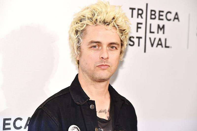 Billie Joe Armstrong: 25 Things You Don't Know About Me (I Was Arrested for Getting Naked on Stage)