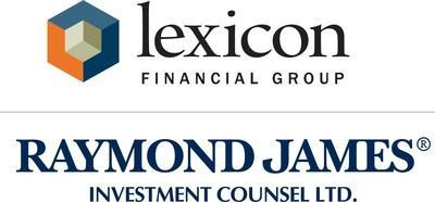 Lexicon Financial Group of Raymond James Investment Counsel Logo (CNW Group/Raymond James Investment Counsel)