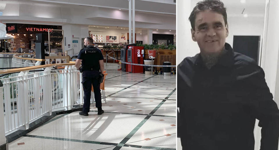 Cairns local Michael Eaton died about 51 minutes after the unprovoked attack. Source: QPS