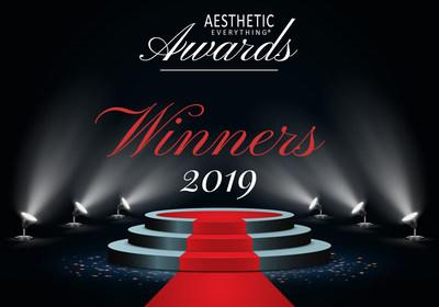 Aesthetic Everything® Announces the Winners in the 2019