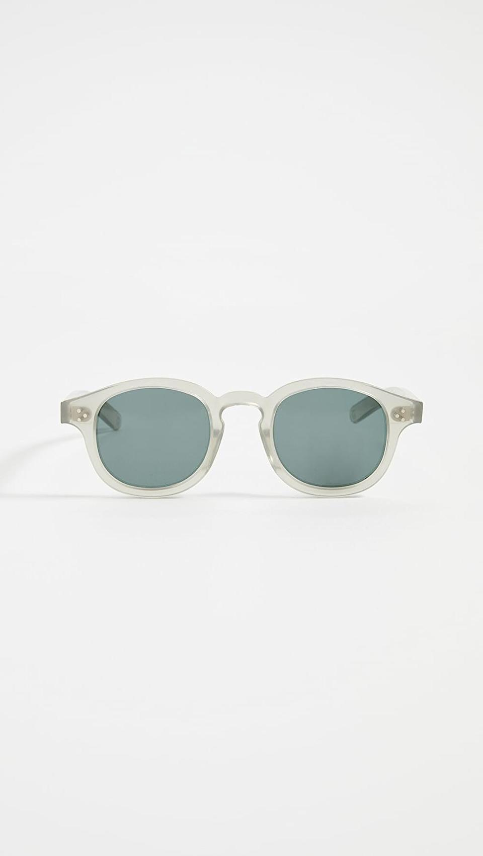 <p>Bring in the new year with these cool <span>Genusee CR 39 Sunglasses</span> ($99).</p>