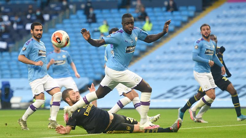 Time for the real Mendy - City defender keen to make up for lost time