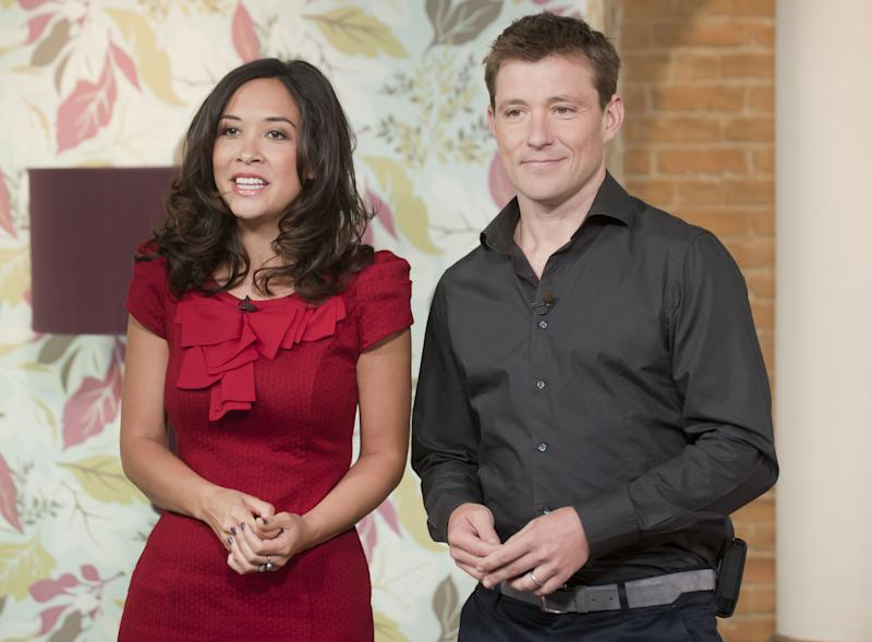 It may seem odd to see Leenie fronting a flagship show, but her 2010 guest stint on 'This Morning' came after she'd hosted 'The One Show' and 'Popstar To Operastar'.