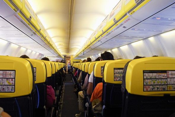 Ryanair plans to take out the toilets on its aircraft