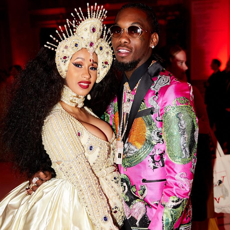 Cardi B And Offset Welcome Baby Girl With Most Interesting