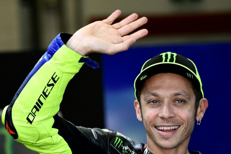Rivals saluted Rossi's impact on the sport across more than two decades