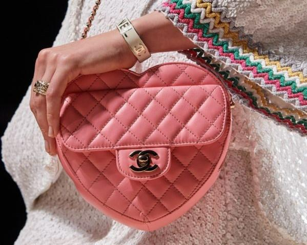 On our wishlist: Chanel's best bag moments from Spring/Summer 2022