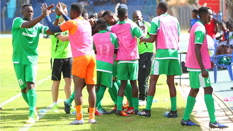 Dennis Oliech to captain Gor Mahia as Ephrem Guikan storms out of Kasarani in protest