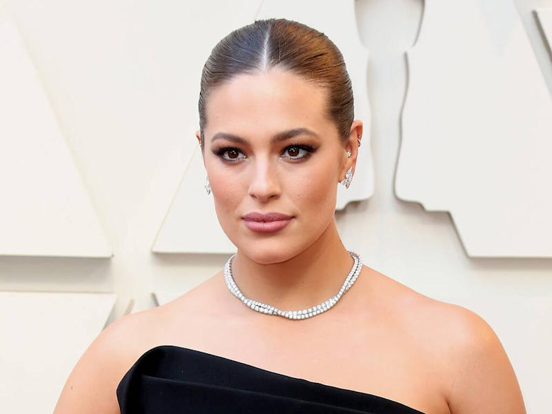 Ashley Graham finds podcast 'incredibly liberating'