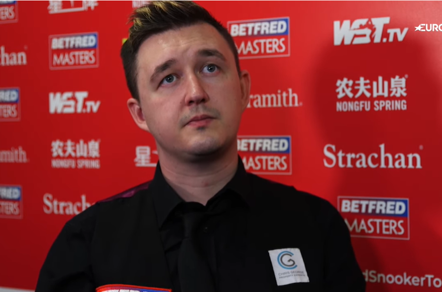 Wilson breezed past Masters debutant Gary Wilson 6-2 at the behind closed doors Marshall Arena
