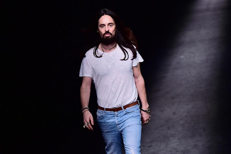 Gucci to unify sexes in one catwalk show for Gucci alessandro michele
