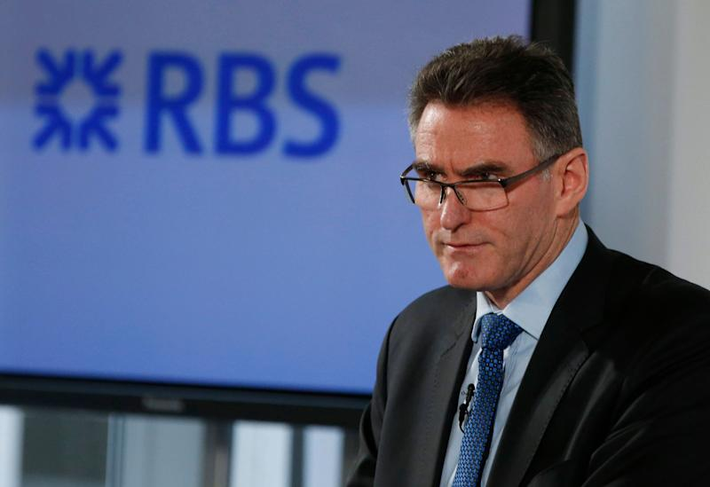 RBS CEO quits after turnaround leaves bank on 'strong and profitable footing'