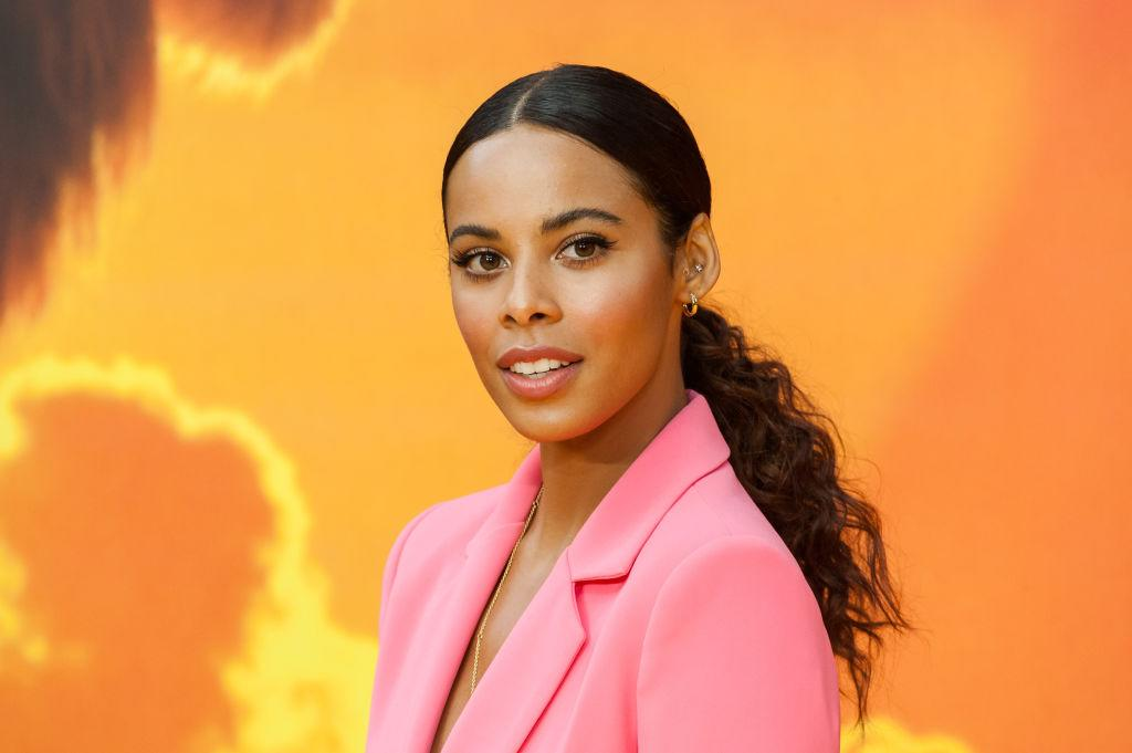 Rochelle Humes has admitted to feeling 'awful' for not taking her daughter's eye complaints more seriously, pictured in July, 2019. (Getty Images)