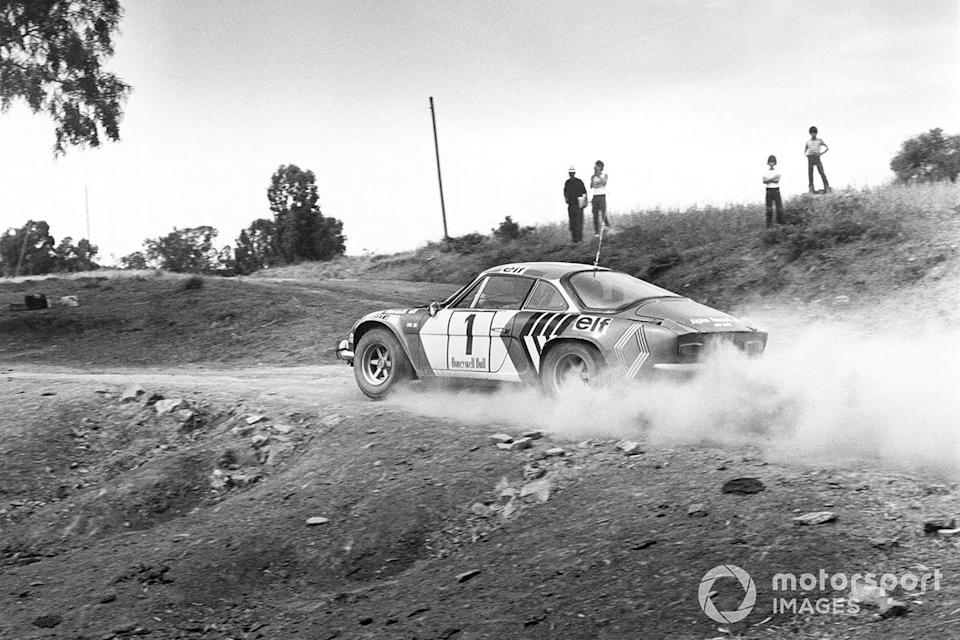 "17. Rally de Portugal 1973: 69,68 km/h<span class=""copyright"">LAT Images</span>"