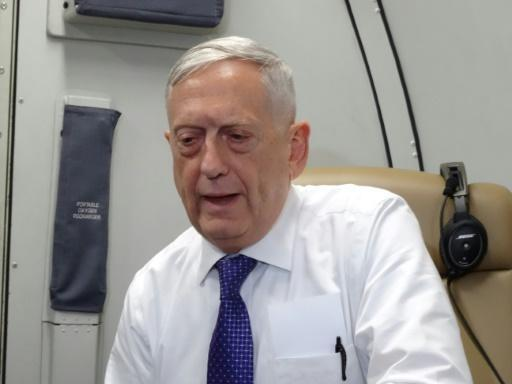Mattis: US reached decision on Afghan strategy after 'rigorous' debate