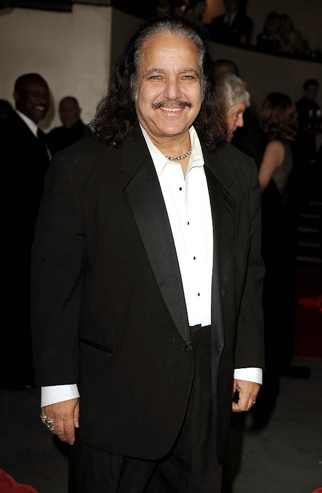 """March 12: Ron Jeremy turns 58 Steve Granitz/<a href=""""http://www.wireimage.com"""" target=""""new"""">WireImage.com</a> - January 29, 2011"""