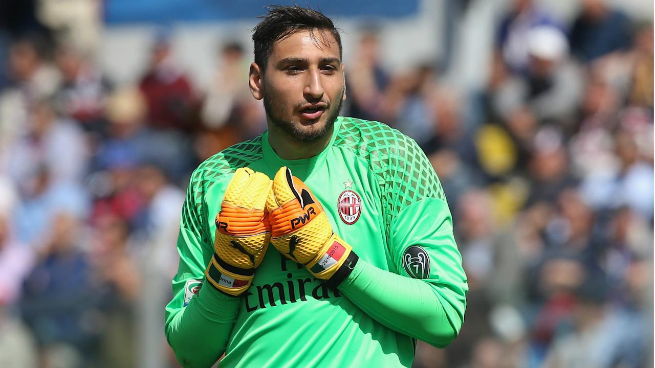 Silvio Berlusconi insisted Gianluigi Donnarumma's situation would have been different under his leadership at AC Milan.