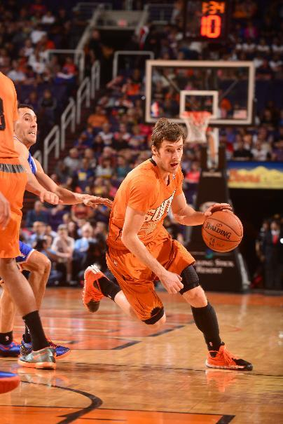 Dragic's 32 leads Suns to 112-88 rout of Knicks
