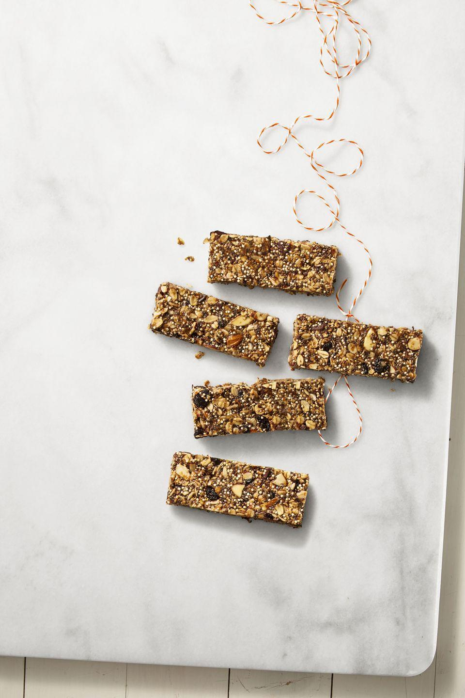 "<p>There are so many good-for-you ingredients hidden in these chocolatey treats.</p><p><a href=""https://www.goodhousekeeping.com/food-recipes/a40525/choco-cherry-supercarb-bars-recipe/"" rel=""nofollow noopener"" target=""_blank"" data-ylk=""slk:Get the recipe for Choco-Cherry Supercarb Bars »"" class=""link rapid-noclick-resp""><em>Get the recipe for Choco-Cherry Supercarb Bars »</em></a><br></p>"