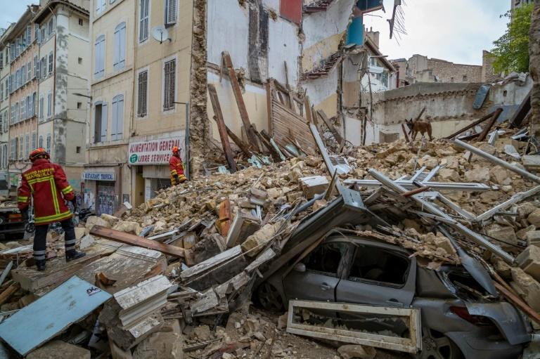 Residents say officials in Marseille ignored their complaints about unsafe housing conditions for years before two buildings collapsed on Monday