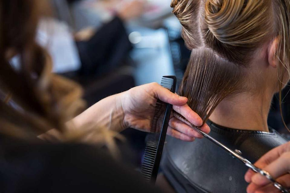 Hair salons could reopen in April 2021 (National Hair & Beauty Federation)