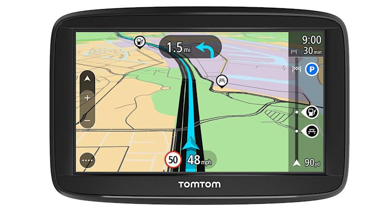 TomTom Car Sat Nav Start 52