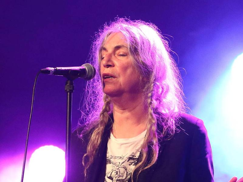 Patti Smith: 'New York will recover from COVID-19'