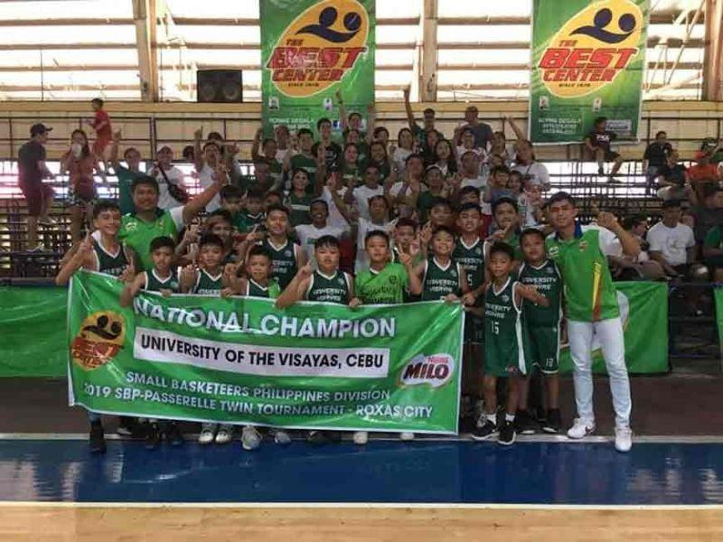 Baby Lancers capture national championship in SBP Passerelle