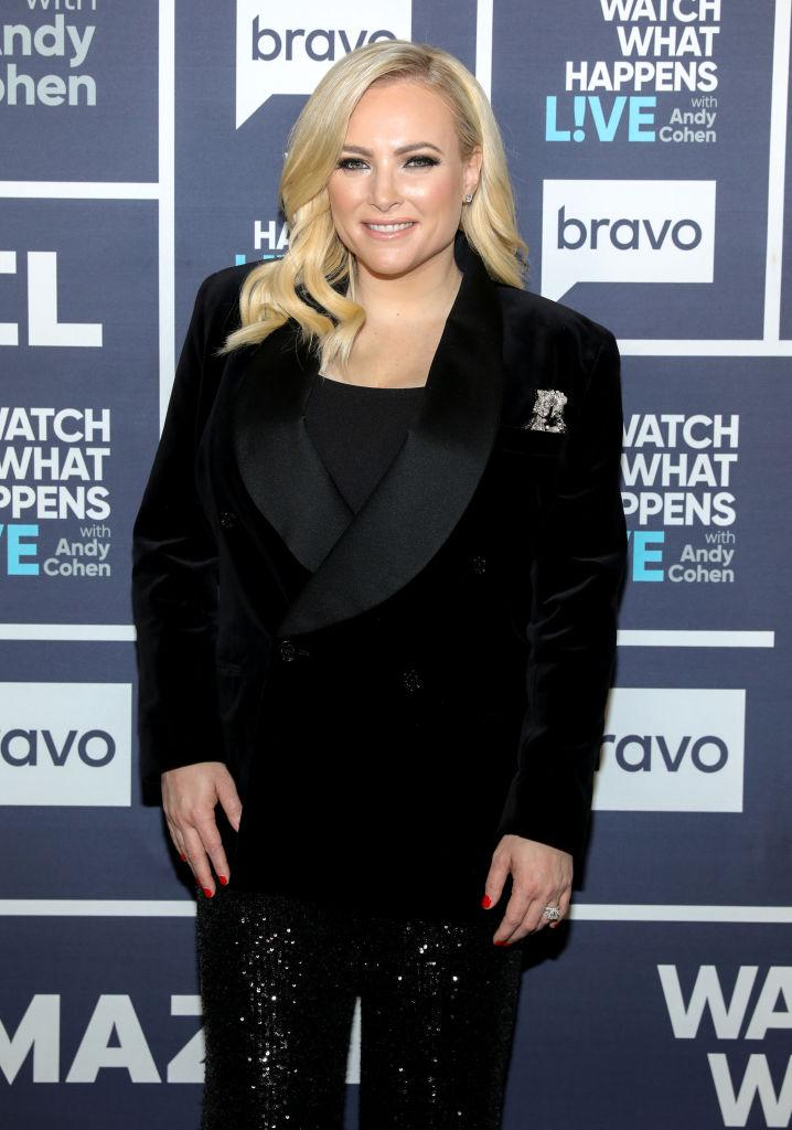 Conservative Meghan McCain supports impeachment of former President Trump. (Photo: Greg Endries/Bravo)