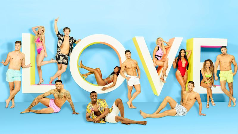 The 'Love Island' 2019 contestants [Photo: ITV]